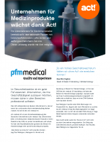 Act! Software – PFM Medical